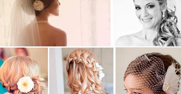 Os melhores penteados de noivas para 2012!