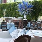 Azul: A cor queridinha das noivas em 2012