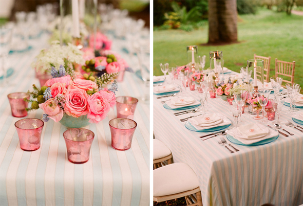 decoracao de casamento azul amarelo e rosa : decoracao de casamento azul amarelo e rosa:é um espetáculo de cores e uma atmosfera aconchegante e elegante aos