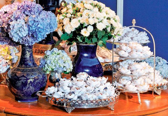 decoracao de festa de casamento azul e amarelo : decoracao de festa de casamento azul e amarelo:Decoração de Casamento Azul