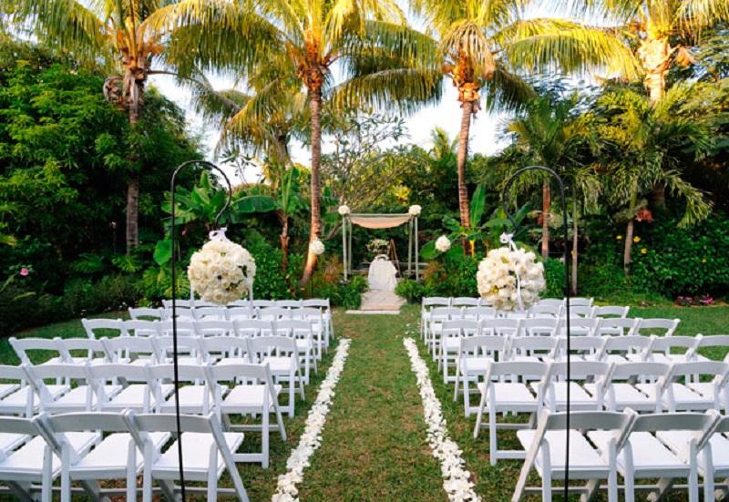 Decoração de Casamento: Para casamento fora da igreja