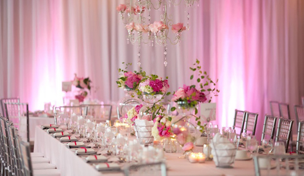 Decoracao De Casamento Branco E Rosa # decoracao branca e rosa para ...