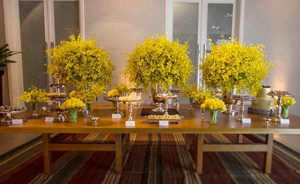 decoracao branco amarelo : decoracao branco amarelo: da decoração de casamento em amarelo