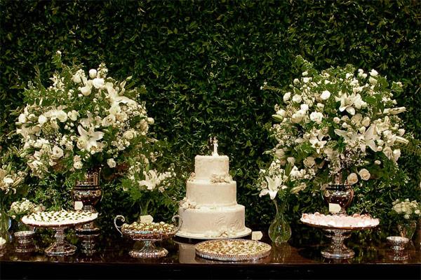 decoracao branca e verde para casamento : decoracao branca e verde para casamento: as mais lindas inspirações para decoração verde de casamento