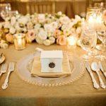 A Elegância da Decoração de Casamento Dourada