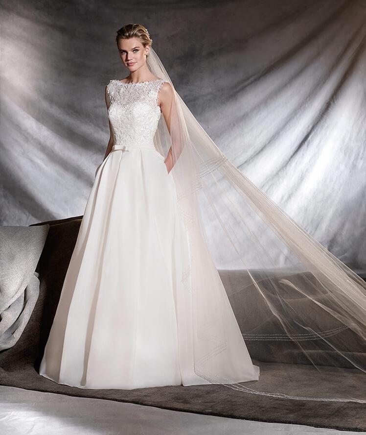 928c5c9bb4 Confira outros modelos da nova coleção de vestidos de noiva da marca Noivas  do Rio de Janeiro!