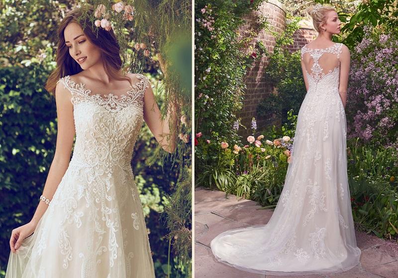 Tendências 2017 Vestidos De Noiva Para Casamento De Dia