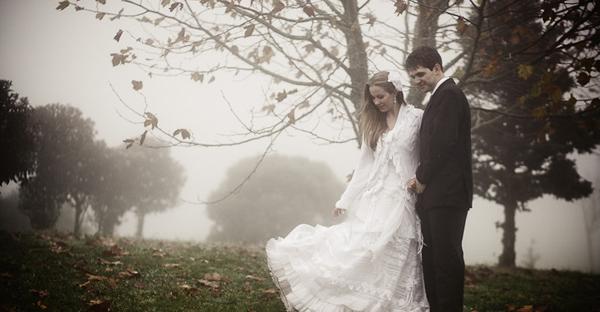 Vou me casar no inverno… E agora?