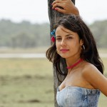 Andréia Horta usa Pronovias na estréia de Amor Eterno Amor