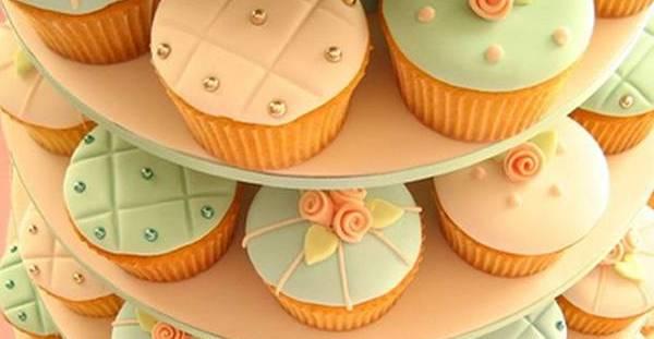 Cupcakes para o seu casamento