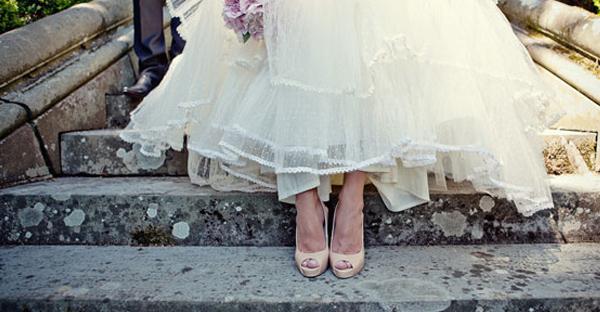 Sapatos Pronovias para noivas