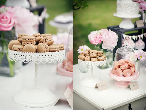 Macarons para seu casamento