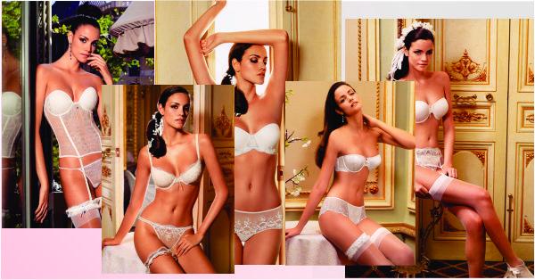 5 lingeries arrasadoras para o casamento