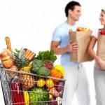 Primeiras Compras de Supermercado