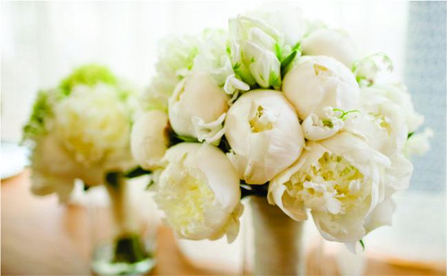 Flores de verão para o casamento