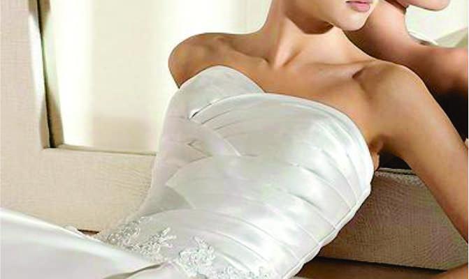 Vestidos de noivas Internovias