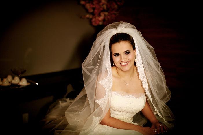 Deslumbrante Noiva Marcela da Pronovias do RJ