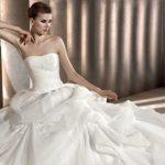 A escolha do Vestido de Noiva