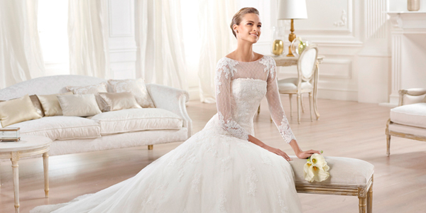 Look Noiva da Semana: Vestido de Noiva Oneisi