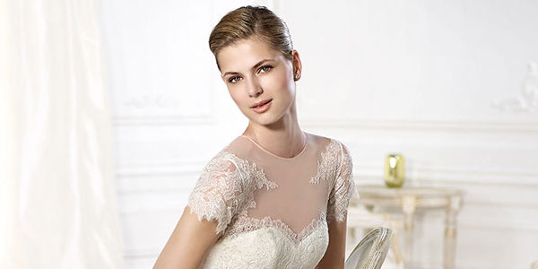 Look Noiva da Semana: Vestido de Noiva Onelia