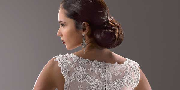 Look Noiva da Semana: Vestido de Noiva IN-A132N