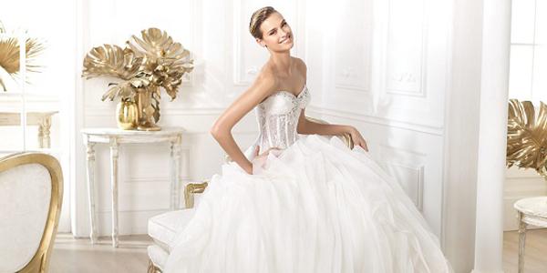 Look Noiva da Semana: Vestido de Noiva Lexas
