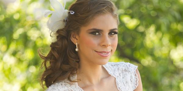 Editorial de Beleza para Noivas