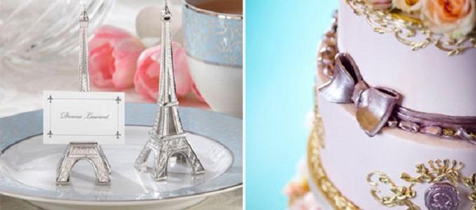 Casamento no estilo Francês