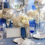 Combinações de cores na decoração de casamento