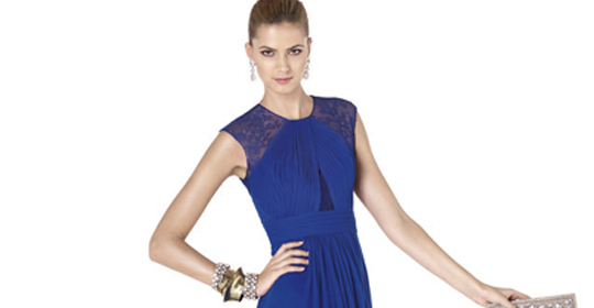 Preview Completo da Coleção de Vestidos de Festa 2015