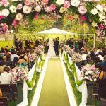 Os melhores locais para a festa de casamento