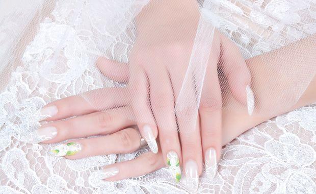 Inspirações de Unhas para Casamento