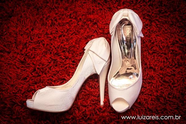 Sapatos de Casamento para Noivas