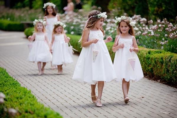 O Espaço para Crianças no Casamento
