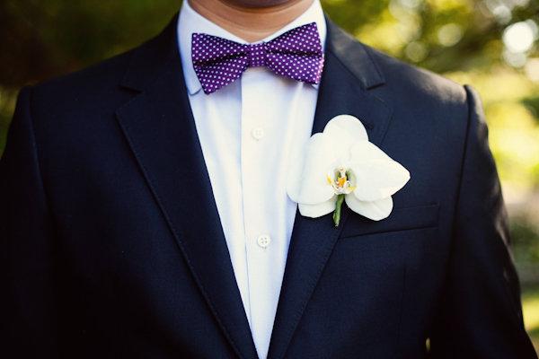 Gravatas Borboleta no Casamento