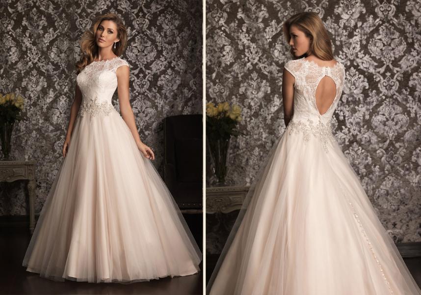 vestidos para noivas 2018
