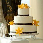 Escolhendo o Bolo de Casamento