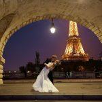 Noiva Pronovias Julia – Renovação de Votos em Paris