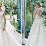 Vestidos de noiva com corte princesa