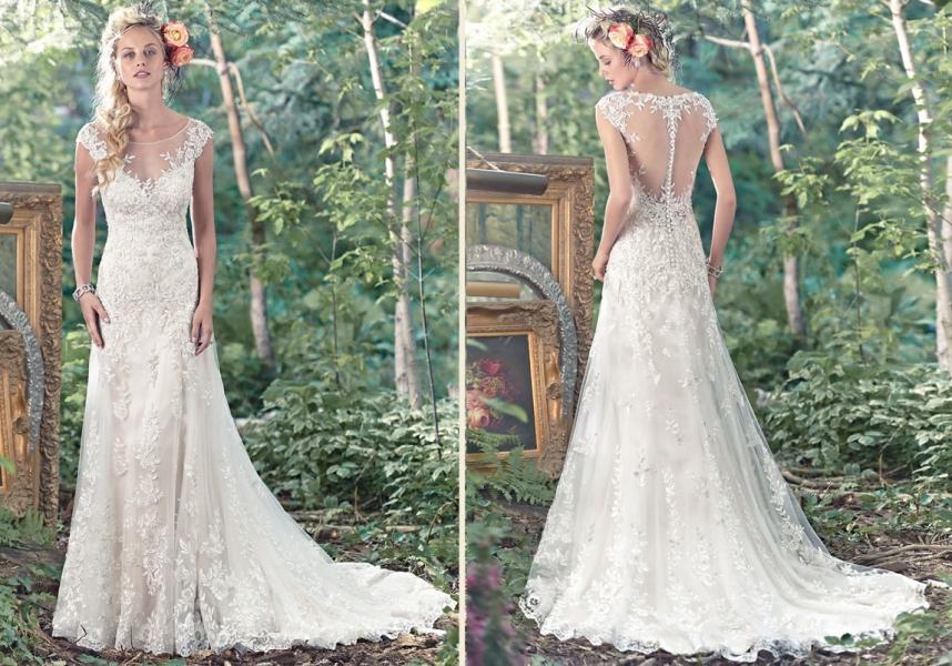 439ce20bd8 Confira lindos modelos das marcas Internovias e Noivas do RJ. E veja também  nosso artigo sobre vestidos de noiva com renda.