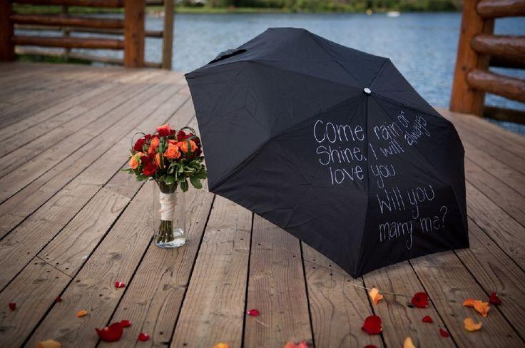 Sugestões incríveis para pedidos de Casamento