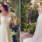 Tendências 2017 – Vestidos de noiva para casamento de dia