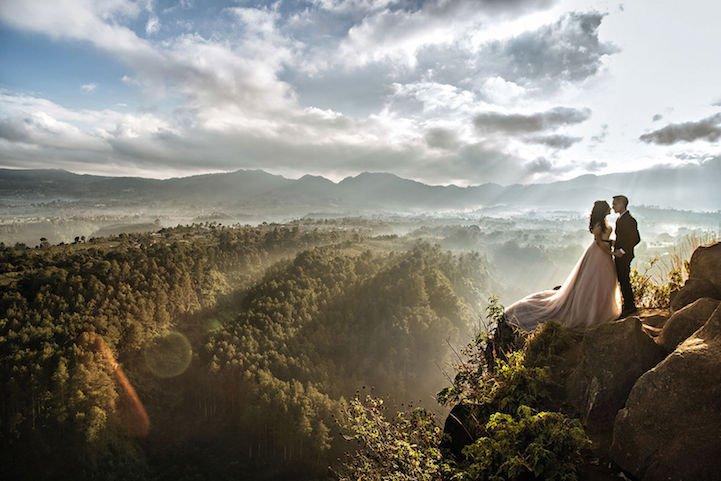 Casamento nas Montanhas