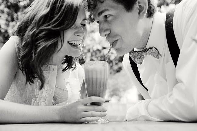 Gostinho da infância no seu casamento – Milk shakes