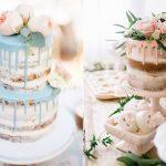 Menu da festa: Bolo drip Cake