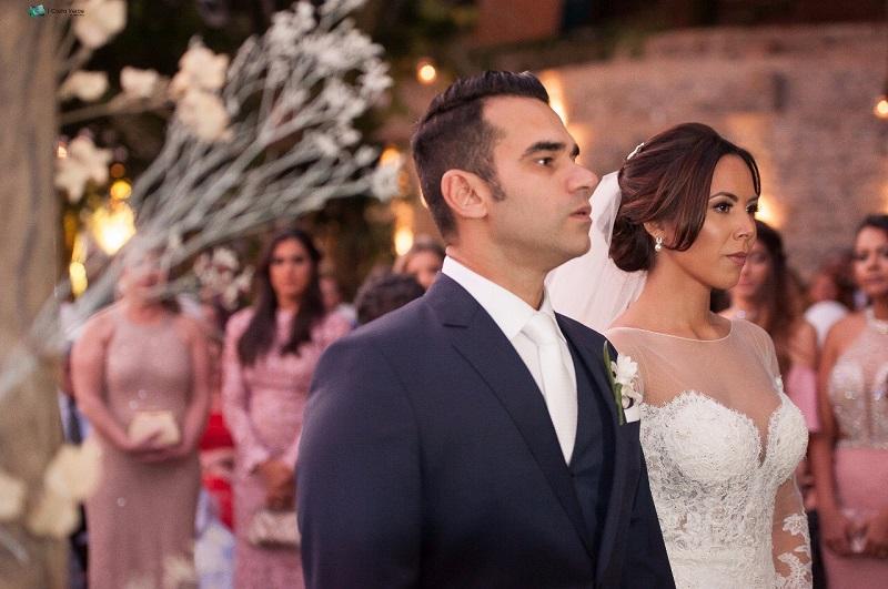 Casamento Real: Carinny e Gustavo