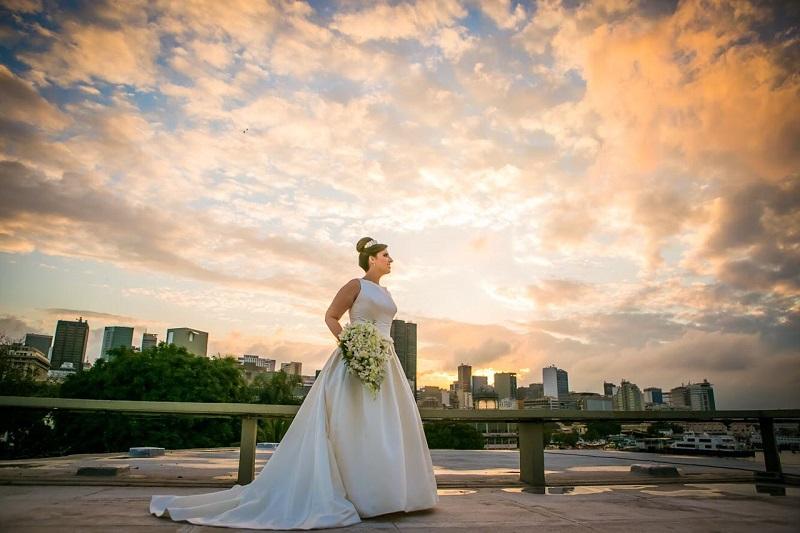 Casamento Real: Alexandra & Thiago