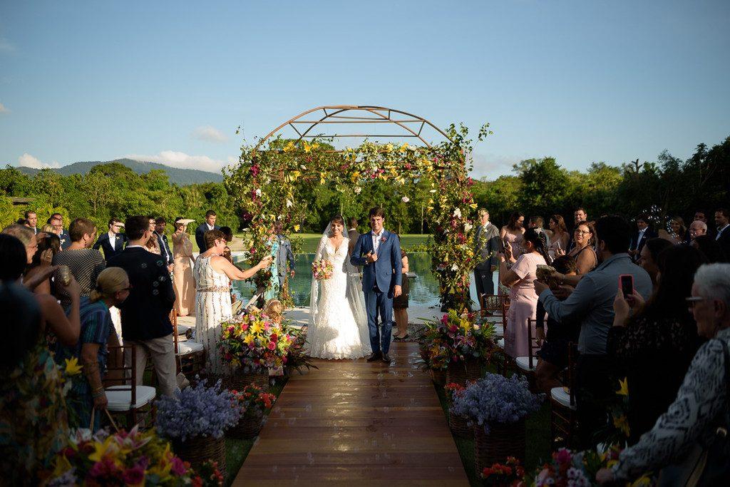 Casamento Real: Natasha e Marcelo