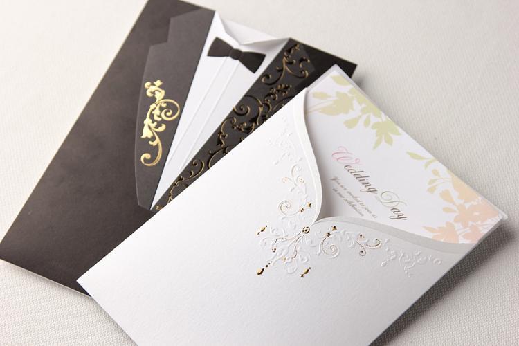 Dicas para a escolha dos convites de casamento