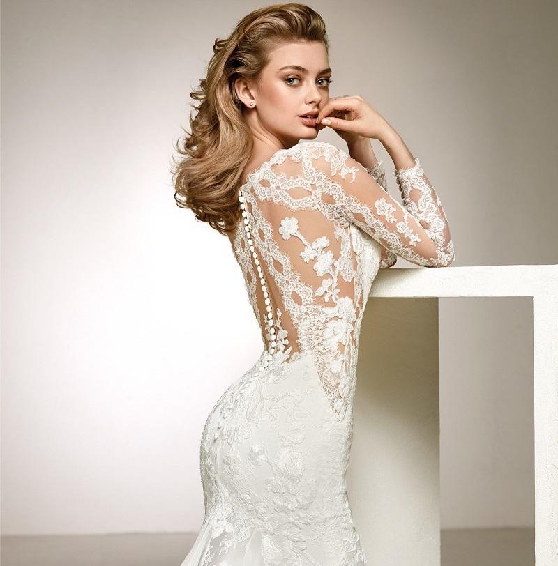 Os 10 mais lindos vestidos de noiva sereia para alugar